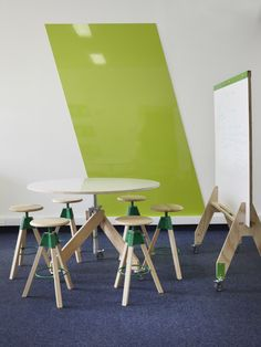 Groote Schuur Hospital Innovation Hub interior by Haldane Martin, Cape Town – South Africa » Retail Design Blog