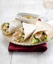 Curry-kip wrap, NewFysic | Moeiteloos afslanken