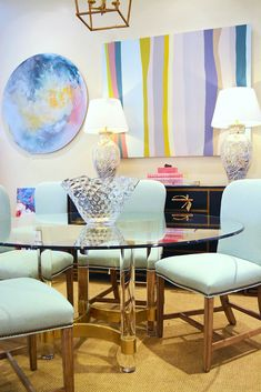 Turquoise decor galore at Mecox Dallas #interiordesign #home #decor ...