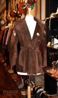 Vintage Dorby Casuals Ladies' Leather Jacket, size 9/10, available at our eBay store! $50
