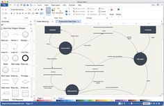 Is there an affordable data flow diagram program using on Mac that can replace Visio? Edraw is a popular and powerful Visio alternative. It is capable for making data flow diagrams and many kinds of drawings on Mac system.