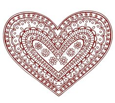 Henna Heart. I want this to be a permanent part of my body.