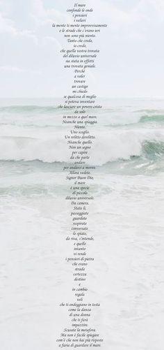 da 'Oceano mare' - Alessandro Baricco -