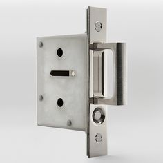 Mortise Pop-Out Edge Pull