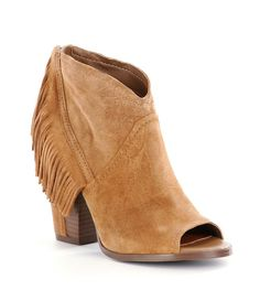 Again .... My new love !!!!!! GB Night-Out Fringe Peep-Toe Bootie