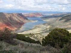 Flaming Gorge, Utah