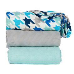 Tula Blanket Set - Dapper