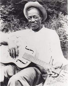 Son House / Son House was one of the last of the old school Mississippi delta blues singers. Son's music had a big influence on both Robert Johnson and Muddy Waters who both came from that rural area near Clarksdale Mississippi where Son House frequently performed at picnics, juke joints and roadhouses.
