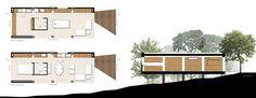 Modernist guest house in Sardinia | Abitare