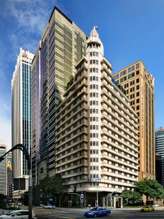 Ascott Raffles Place Singapore is a heritage building restored from it's 1950 and a top architecture in Singapore.