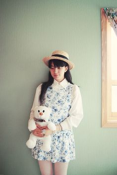 #vintage #outfit #whimsical #fashion #summer
