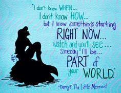 20 Best Little Mermaid Quotes images | Little mermaid quotes ...