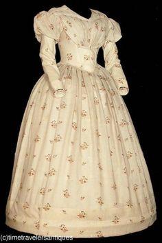 women's clothing 1830 | 1830s