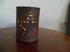 Table linens, Burlap table runners, handmade tin lanterns :  wedding burlap lanters table linens reception runners rustic tin can Lanterns