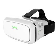 Find More 3D Glasses/ Virtual Reality Glasses Information about VR SHINECON Virtual Reality Headset 3D Glasses White Universal Headset Magic Private Theater for iPhone 3.5   6 inch Smartphone,High Quality glasses tag,China headset splitter Suppliers, Cheap glasses leg from GUANGZHOU CRECASE FLAGSHIP STORE on Aliexpress.com