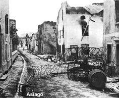 WW1, Italy. Asiago.