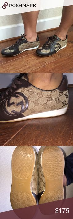 8f863b29ef2 Authentic Gucci Tennis shoes size 39. Gucci shoes sneakersTennisUsername StylishComfySneaker