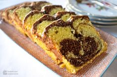 Rezept für saftigen Marmorkuchen Recipe for juicy marble cake Easy Cake Recipes, Snack Recipes, Drink Recipes, Seafood Appetizers, Gateaux Cake, Marble Cake, Pumpkin Spice Cupcakes, Dessert Drinks, Fall Desserts