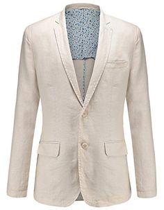 YUNY Mens Pure Colour Classic Silm Fit Velour Lounge Suit Coat Blazer Royal Blue XS