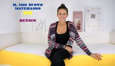 recensione-materasso-eve Blazer, Open Space, Jackets, Women, Youtube, Fashion, Provence, Houses, Portable Phone Charger