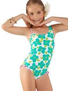 My Summer Witness Swimsuit By Ondademar Baby Swimwear Fashion Cute Kids