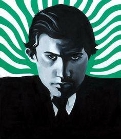 Sound#10, oil on canvas, 53.0×45.5, 2013, for Glenn, Gould