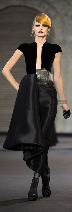 Stéphane Rolland. Fall Winter 2011-2012.