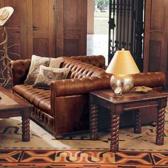 Sociable Sofa King Ranch Cowhide Furniture Decor Western Homes Rancho