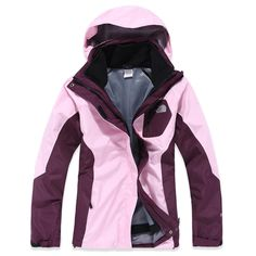 The North Face Gore Tex Pink Jacket $134.99