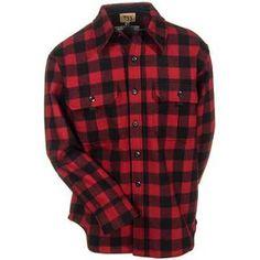 Dem red & black checkered shirts looks so gangsta