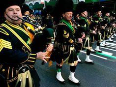 St. Patrick's Day-Parade
