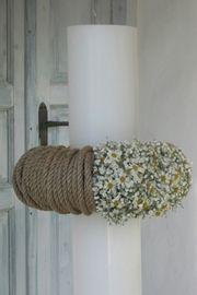 στολισμοι λαμπαδες γαμου 1
