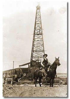Ranger in the Oil Fields ©2009, TRHFM
