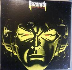 Nazareth, Hot Tracks, Vintage Record Album, Vinyl LP, Classic Rock and Roll Music, Scottish Rock Band, Hard Rock, Rock Ballads, Love Hurts by VintageCoolRecords on Etsy