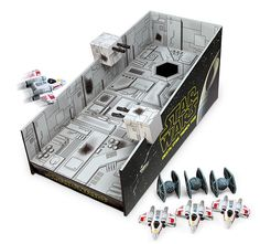 Death Star Trench Toss :: ThinkGeek - If only it were real