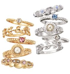 Avon: Hopes and Dreams Stackable Ring Set on sale now http://www.youravon.com/rebeccabarton