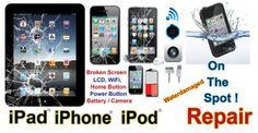 Any problem in your iPhone , iPad , iPod like Cracked touch screen, Water damage, Charging ports, Home buttons, Microphones and Speakers and many more at Phone-Er  Shop North Vancouver Canada - http://phone-er.ca/northvancouver/