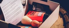 Une box lifestyle pour homme « Merci Capitaine » Prix : à partir de 29.90€ chez Merci Capitaine
