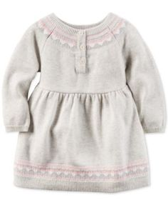 Carter's Sweater Dress, Baby Girls (0-24 months)