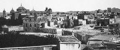 Barrio de San Andrés hacia 1890. Foto Laurent