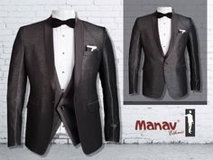 Here's to everybody that eats up attire, this delightfully appearing and stunning Suit can turn the cards around for you making you look life-changing! #ManavEthnic #Suit #Tuxedo #SuitUp #DressWell #MensEthnic #IndianEthnic #MensFashion #Fashion #EthnicWear #MensEthnic #MensStyle #MensWear  www.manavethnic.com