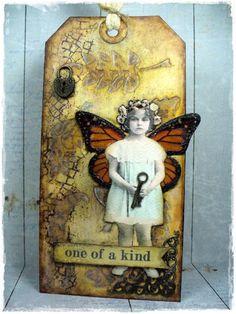 MAXymalnie Papierowo: Jedyna w swoim rodzaju... / One of a kind...