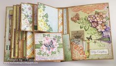 Hello Friends, Today we have a wonderful release from Heartfelt Creations !! Everything you need to make beautiful albums the easy way. Hea...