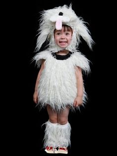 Shaggy Dog Costume Infant Toddler | Wholesale Animals Halloween Costumes for Infant/Toddler