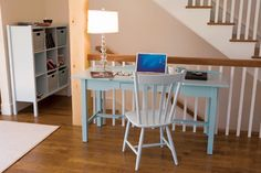 Desk by Maine Cottage   Bay Writing Desk #mainecottage