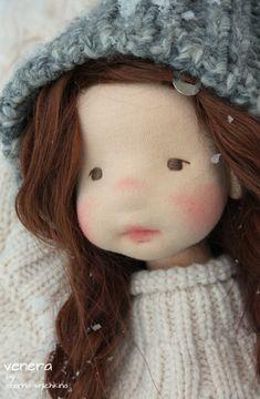 Doll Eyes, Doll Face, Felt Dolls, Baby Dolls, Doll Tutorial, Waldorf Dolls, Diy Doll, Cute Dolls, Fabric Dolls