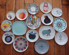 i <3 plates