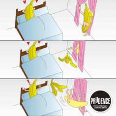 Striptease #Fail!    (Não se preocupem! Ela tá bem e terminou a noite com uma Prudence banana ;p)