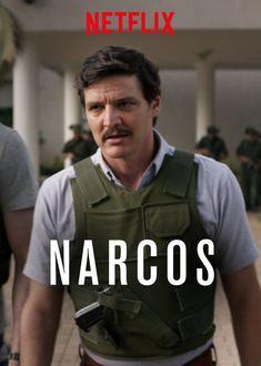 """Assista a """"Narcos"""" na Netflix"""