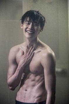 Lee Jong Suk- Noah Yeun